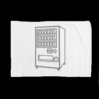 チョコリングボーイのお店の自動販売機 / type-C Blankets