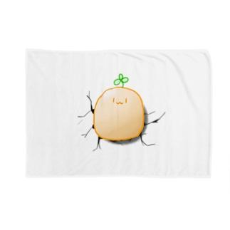 とびだせ!ごんべぇ! Blankets