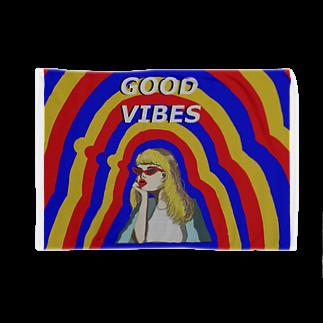 IdontevenknowmynameのGOOD VIBES Blankets