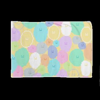 ひらめきわくわく星ショップの60兆の細胞ちゃん Blankets