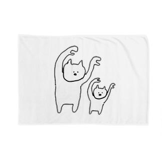 ただのねこ太郎 Blankets