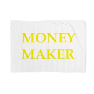 mind your wordsのshake your moneymaker Blankets