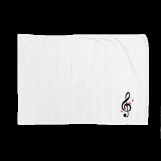 soundのsound ロゴ (小) Blankets
