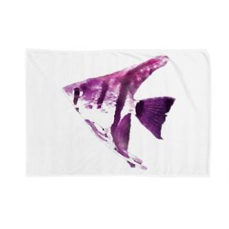 紫魚(しぎょ) Blankets