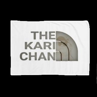 karichanのかりちゃん ブランケット Blankets