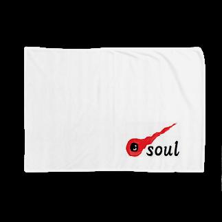 アメリカンベースの魂 soul Blankets