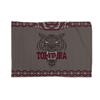 TOBITORA とびとらのCONITA SWEATER / GRAY Blankets