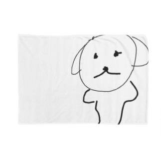 ゆるい犬 Blankets