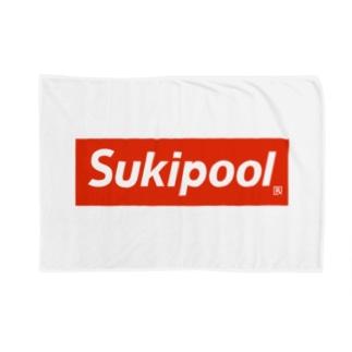 Sukipool_rd Blankets