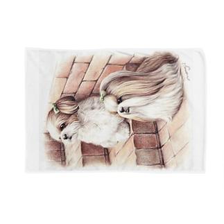 シーズー33 Blankets