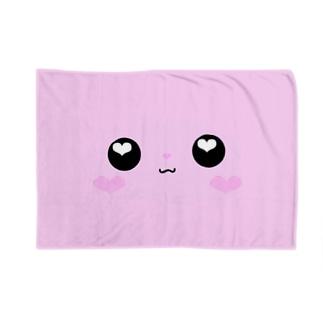 ありいぴょん【ブランケット顔ver.】 Blankets