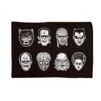 8怪人 Blankets