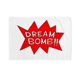 DREAM BOMB!! ユメノバクダン Blankets