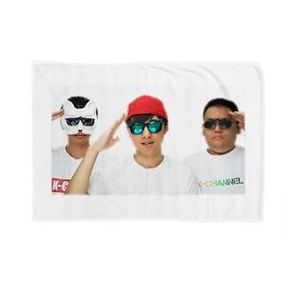K-channel 実写ブランケット Blankets