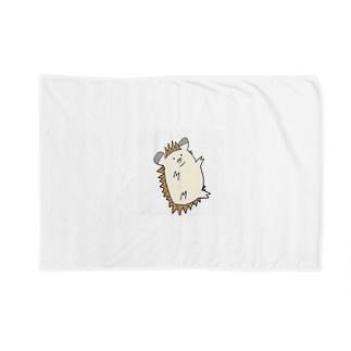 ハリネズミ Blankets