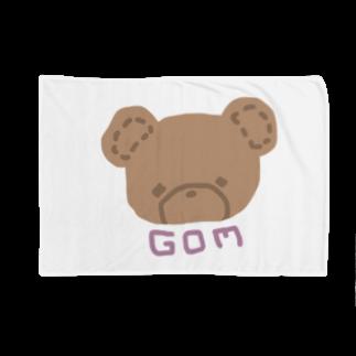 GymmysのGOMCHAN Blankets