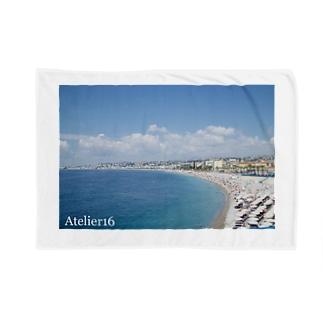 Côte d'azur Blankets