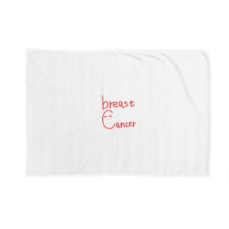 皇月SATSUKIのbreast Cancer Blankets