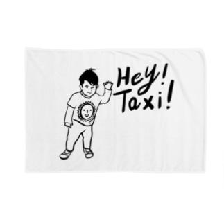 Hey!Taxi! Blankets