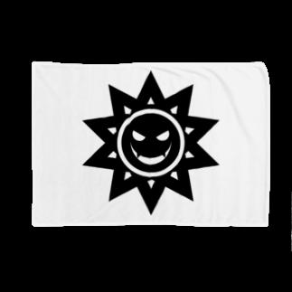 T-BRAVEのT-BRAVE LOGO Blankets