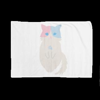 おもち屋さんのおすまし猫(1) Blankets