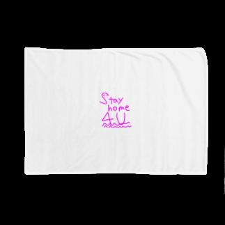 皇月SATSUKIのStay home Blankets