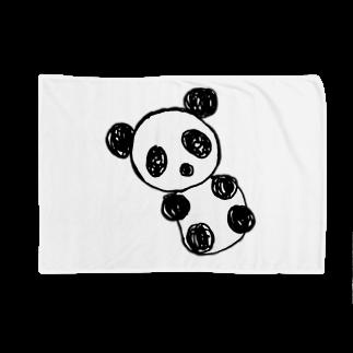 櫻田宗久のまるぱんだ Blankets