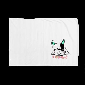 peacefulのグデフレ君 Blankets
