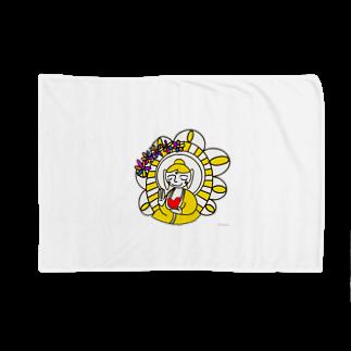 キャラ生み製造機の3. 『かんのん様』 Blankets