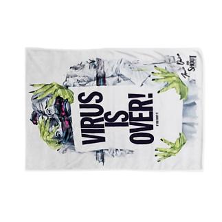 オオシロムネユミ AND SHOUT Blankets