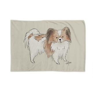 キノコ Blankets