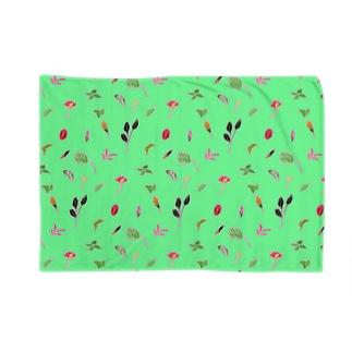 ボタスカーフ Blankets
