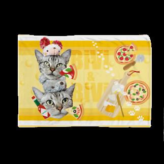 BiVin'B 2020年保護猫CAFEチャリティ企画のべれっちゅー2にゃん*00 Blankets