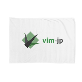 vim-jp アイコン(白背景・文字横) Blankets