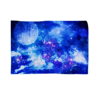 Starry sky. Blankets