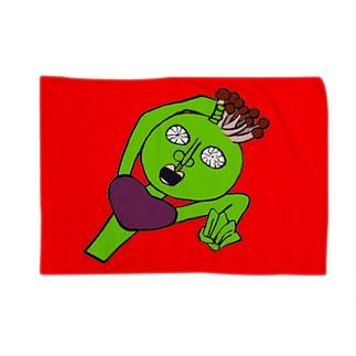 Kanoko Miimiの逆ギレ Blankets
