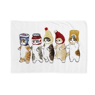 かぶりもの猫 Blankets