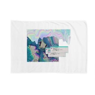Vaporwaveちぁ! Blankets