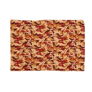 ナポリタンカモ Blankets
