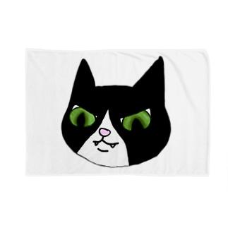白足袋福蔵 Blankets