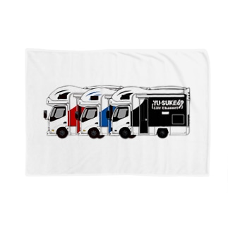 トリプルクレア  ブランケット Blankets