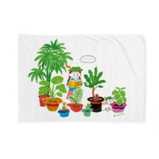 Shokubutsu2 Blankets