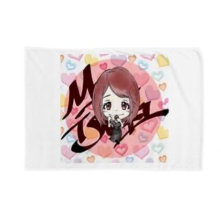 竹城 美月  オリジナルグッズ Blankets