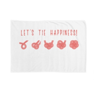 紙単衣 - kamihitoe -の梅結びの結び方 Blankets