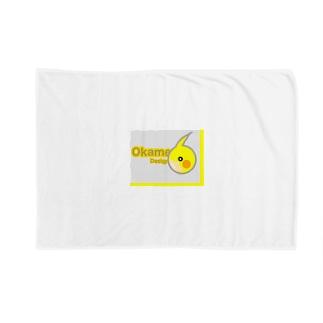 cocoro0206のOkame Design  Blankets