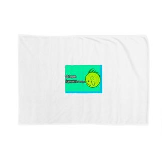 イグアナデザイン Blankets