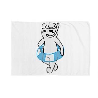 夏は嫌いだ(文字無し) Blankets