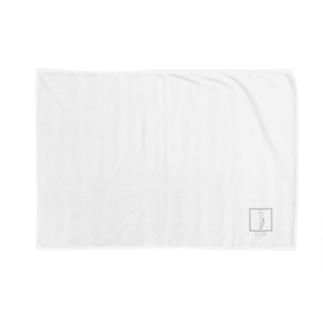 rilybiiの線画チューリップ🌷merci Blankets