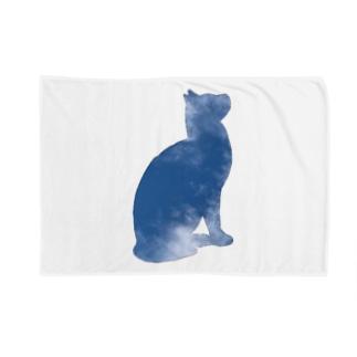 ニッツの気まぐれショップの空猫シリーズ Blankets