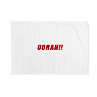 Oorah!! Blankets